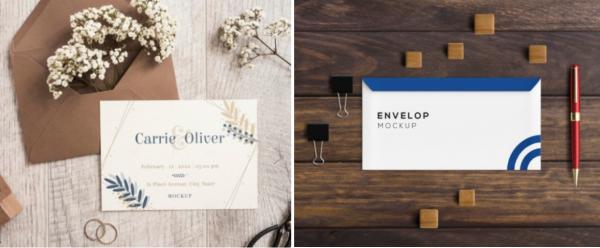 Branded Envelope